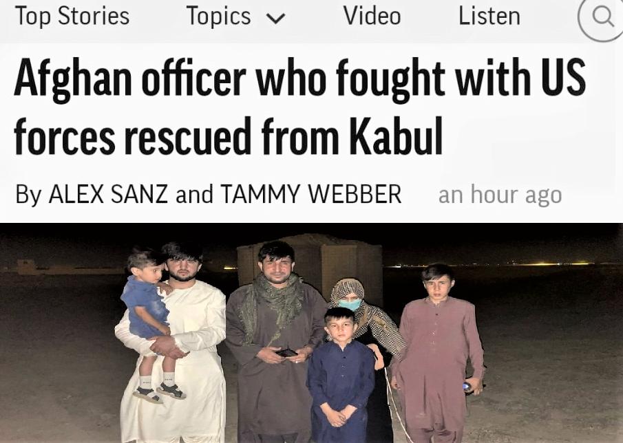 AP News Story